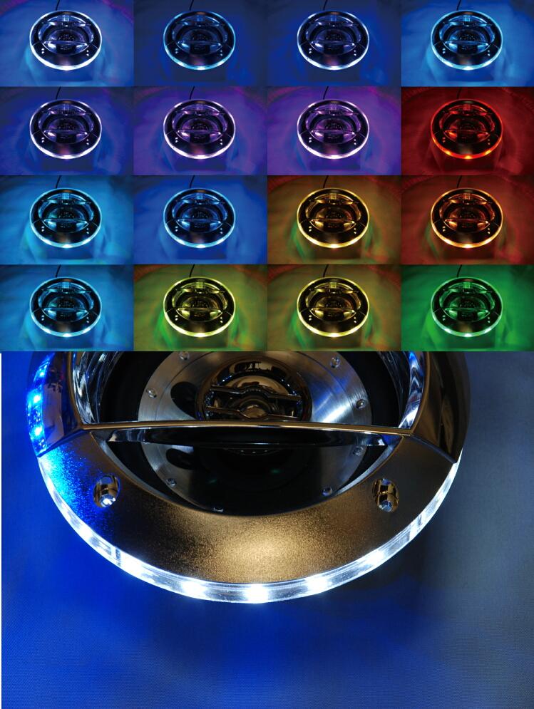 Rible リブレ その他灯火類 LEDエンジェルリング5インチスピーカー用