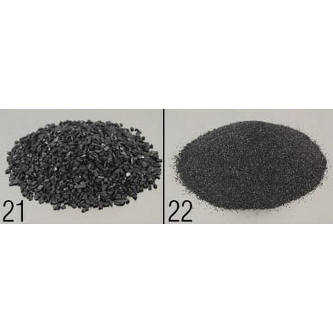 ESCO エスコ ウエス 25kg活性炭(ヤシガラ/大粒)