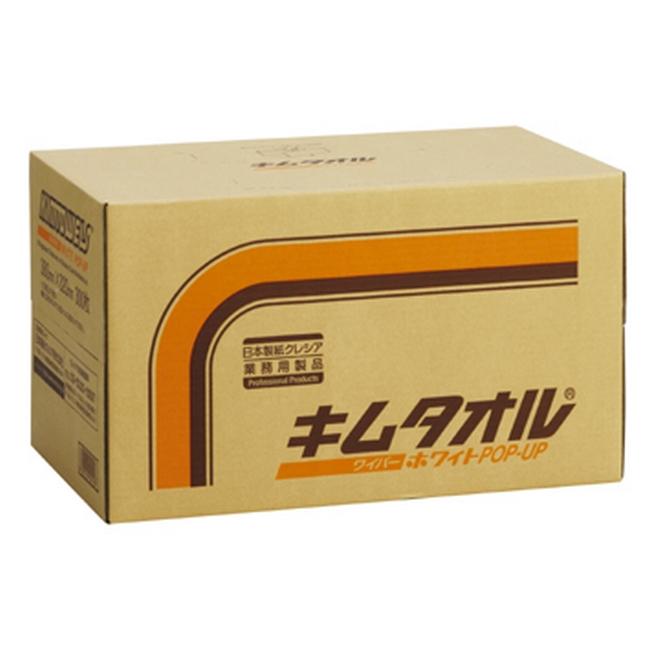 ESCO エスコ ウエス 380x320mm工業用ペーパータオル(4箱)
