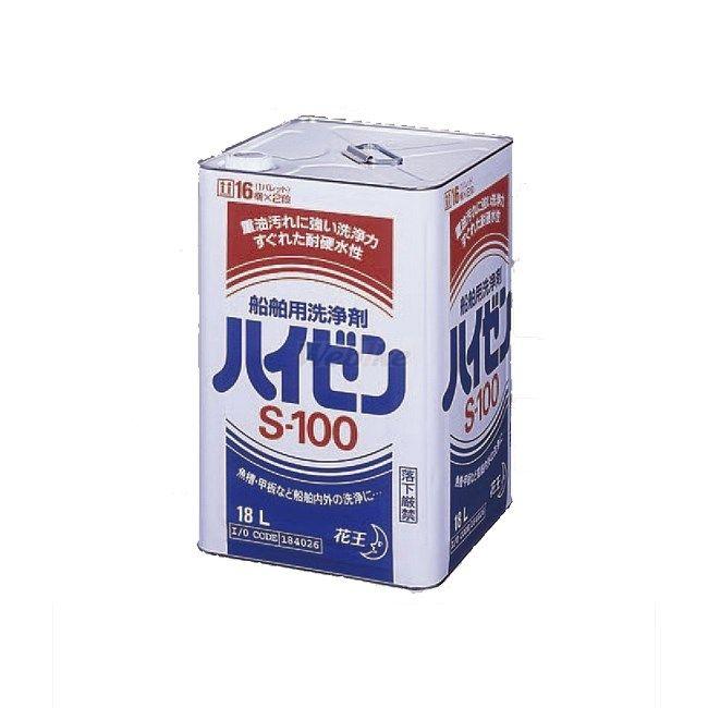 ESCO エスコ 洗車用品 18L船舶用洗浄剤(ハイゼンS-100]