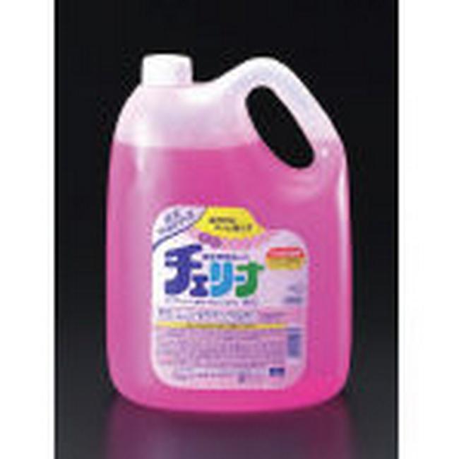 ESCO エスコ 洗車用品 4.5Lx4個食器調理器具用用洗剤(チェリーナ)