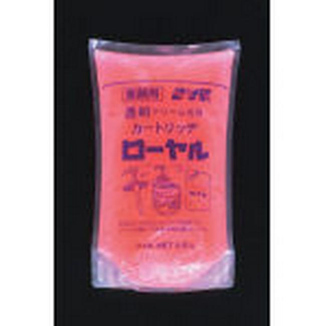 ESCO エスコ 2.5kgx6袋クリーム洗剤詰替用