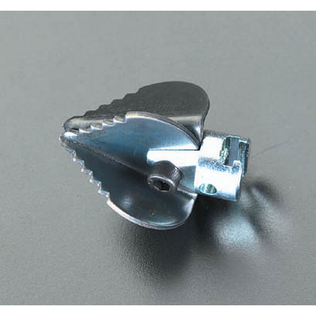 ESCO エスコ その他の工具 1・3/8 4枚刃カッター(9.5mm用)