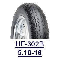 DURO デューロ HF302B【5.10-16】タイヤ 汎用