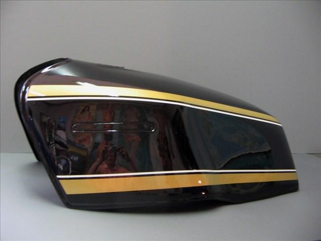 バイクペイント.com Bike Paint.com Z1000MKIIA5 ブラック図面つきウレタン塗料セット Z1000Mk II A5