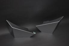 ALCAN hands アルキャンハンズ メッキサイドカバー ビラーゴ250(XV250) VIRAGO250 [ビラーゴ] 全年式