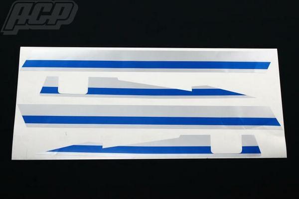 ACP エーシーピー 純正タイプ ラインステッカーセット Z750 FX 3型