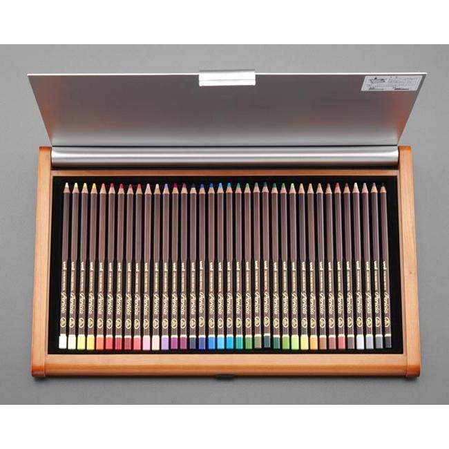 ESCO エスコ 36色高級色鉛筆