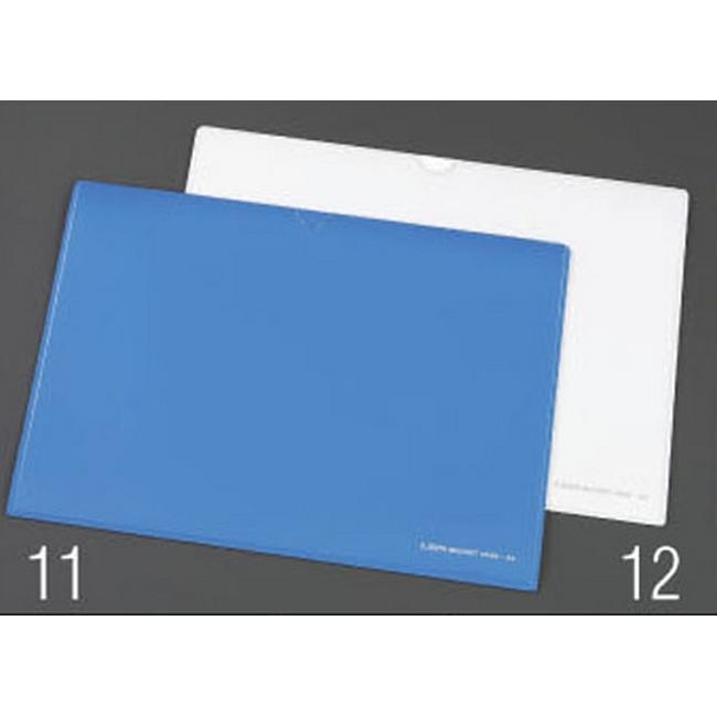 ESCOエスコ お気に入 216x306mmマグネットカードケース 青 ESCO エスコ 日本未発売