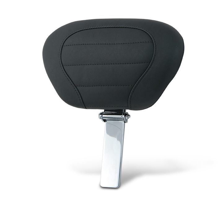 MUSTANG マスタング デラックスツーリング ドライバーバックレストパッド&ポスト (Deluxe Touring Driver Backrest Pad&Post Only) FL Touring 08-16 FLHTCUTG Tri-Glide 09-16 FLHXXX Street Glide Trike 10-11