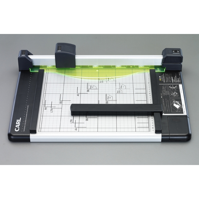 ESCO エスコ 文具・筆記具・備品 360x490mm(A4/40枚)ディスクカッター