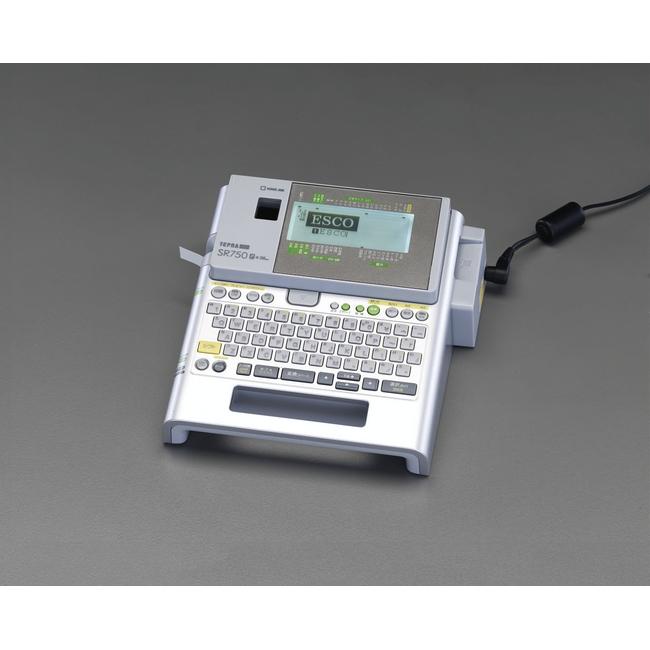 ESCO エスコ 文具・筆記具・備品 4-36mmテプラ