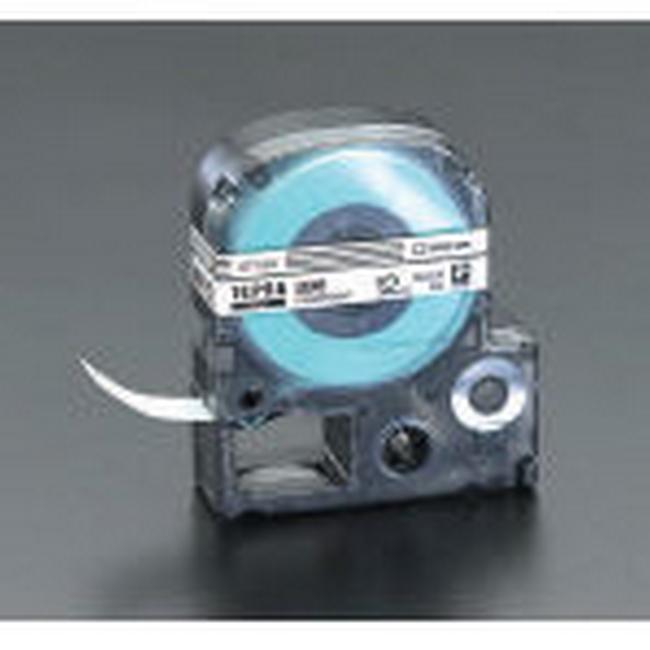 ESCOエスコ 本物 豊富な品 18mmテープカセット テプラ用 エスコ ESCO