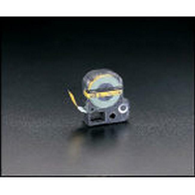 ESCOエスコ 人気海外一番 24mmテープカセット 赤 エスコ セール 登場から人気沸騰 ESCO