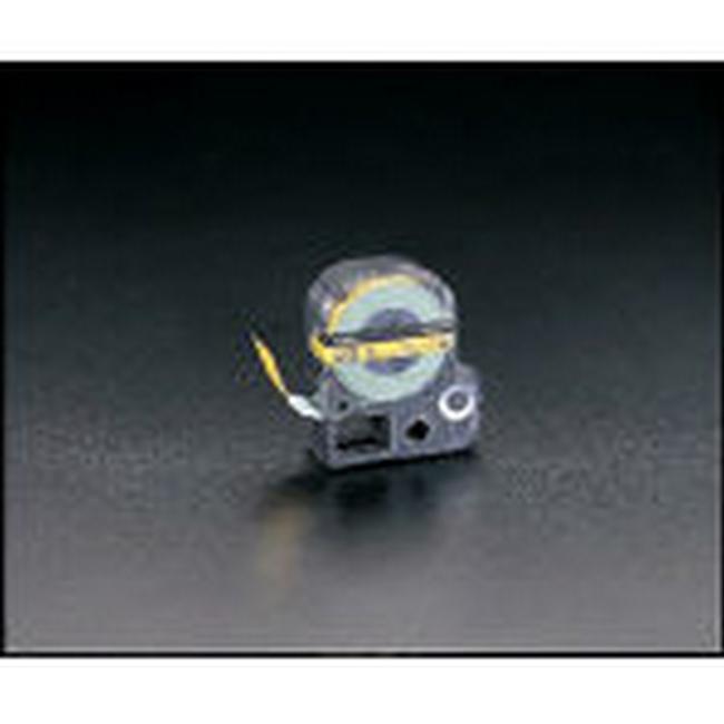 ESCOエスコ 18mmテープカセット 赤 ESCO ブランド品 特別セール品 エスコ