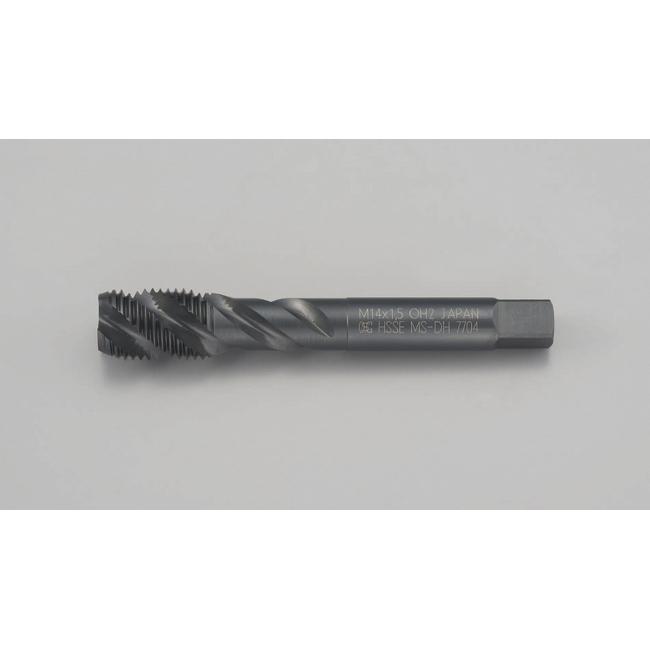 ESCO エスコ TOP M20x2.5[軟鋼・深穴用]スパイラルタップ[ホモ処理]