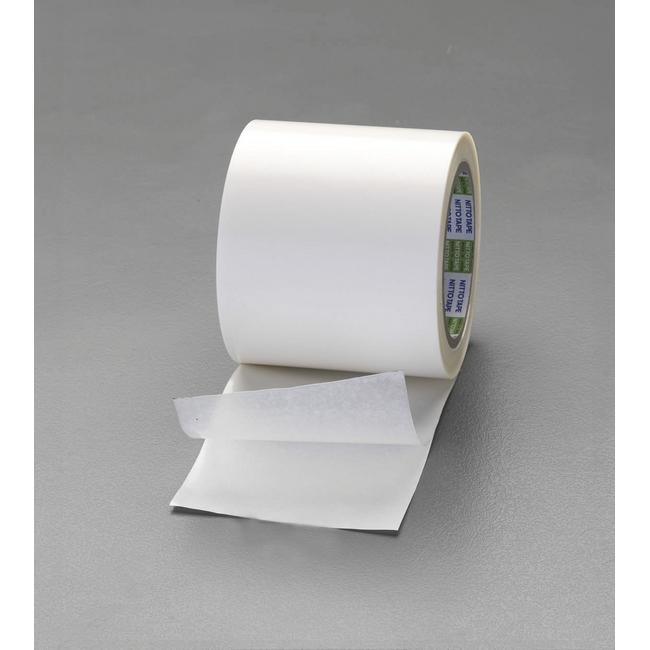 ESCO エスコ 接着剤・テープ類・梱包資材 0.4x200mmx10m超高分子量ポリエチレン粘着テープ