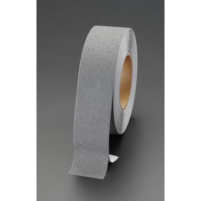 ESCO エスコ 接着剤・テープ類・梱包資材 100mmx18.3m滑り止めテープ(屋内用/灰色)