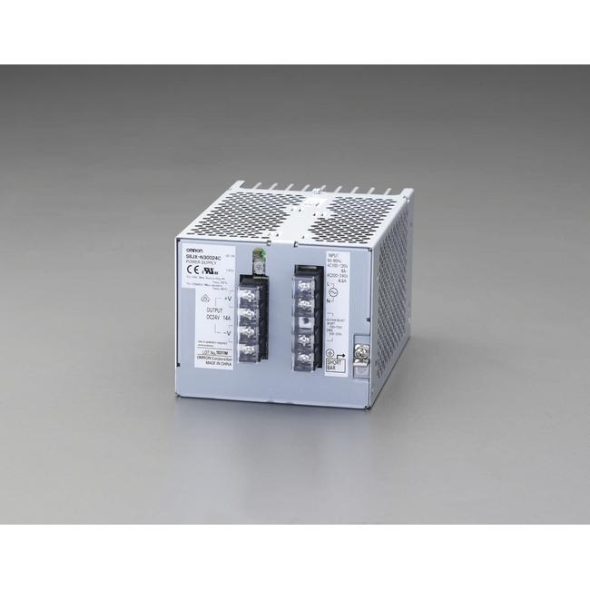 ESCO エスコ その他、配線用ツール DC5V/100Wスイッチングパワーサプライ(正面取付)