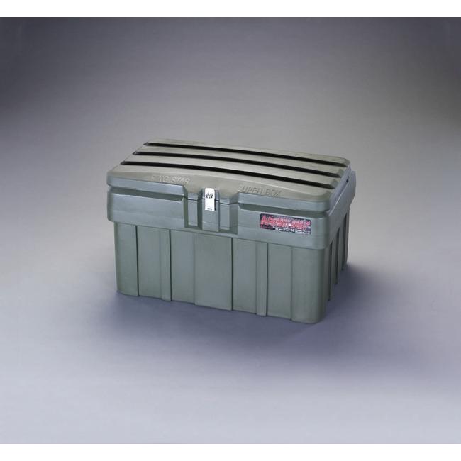 ESCO エスコ トレー本体 1110x615x530mm大型工具箱(OD色)