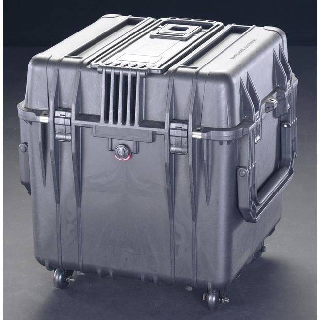 【ポイント5倍開催中!!】【クーポンが使える!】 ESCO エスコ その他、工具箱(収納) 457x457x457mm/内寸万能防水ケース(黒)