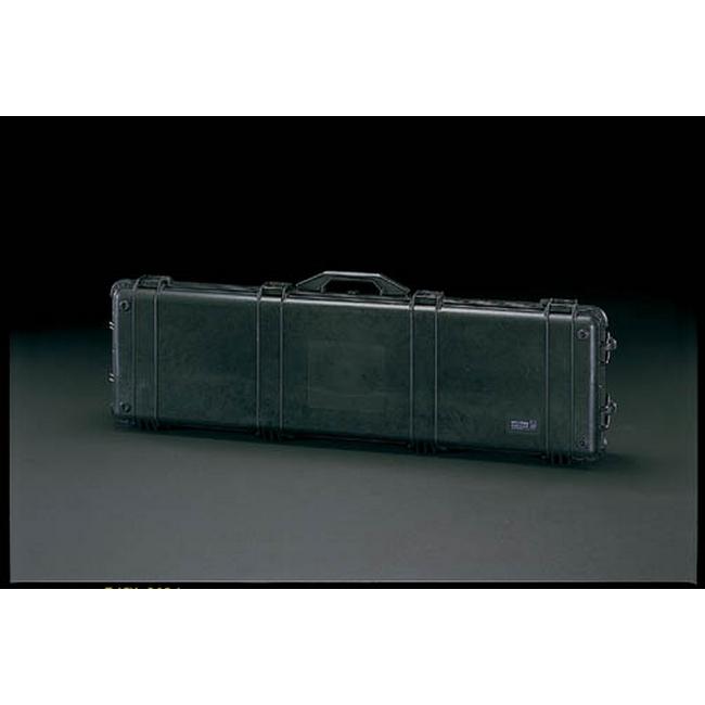 ESCO エスコ その他、工具箱(収納) 1270x340x133mm/内寸万能防水ケース(黒)