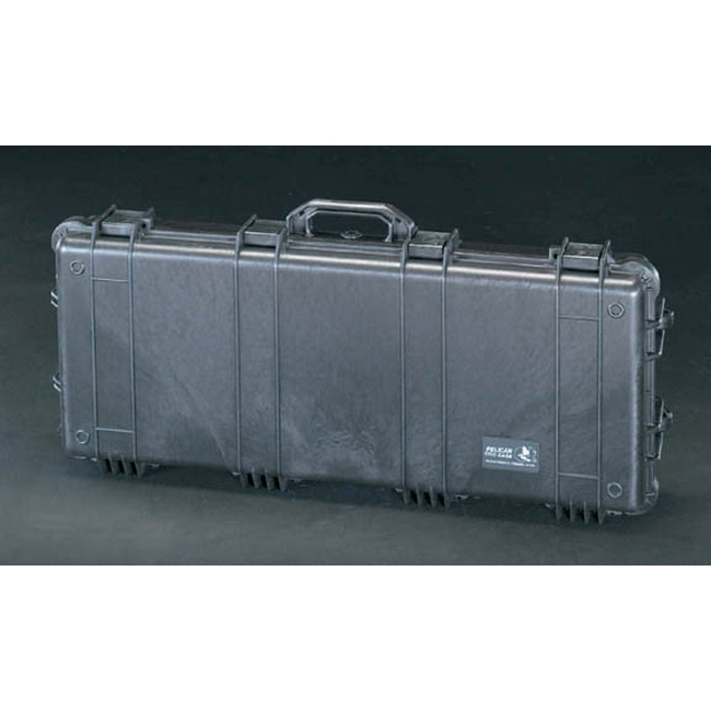 ESCO エスコ その他、工具箱(収納) 908x350x133mm/内寸万能防水ケース(黒)