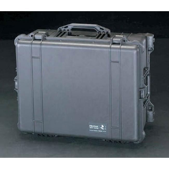 ESCO エスコ 564x435x268mm/内寸万能防水ケース(黒)