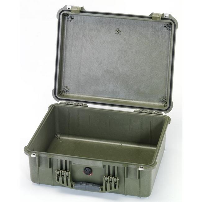 ESCO エスコ 460x350x190mm/内寸防水ケース(ウレタン無)OD