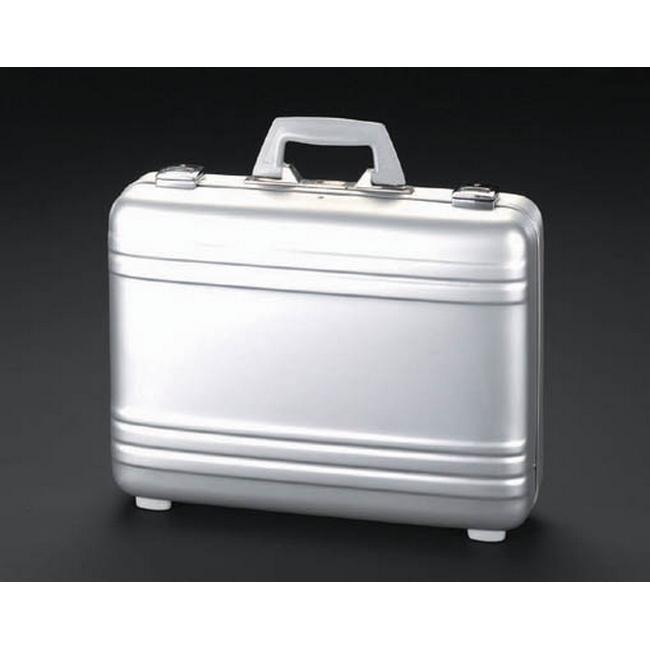 ESCO エスコ その他、工具箱(収納) 457x140x330mmアルミケース