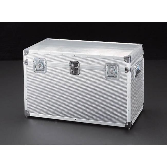 ESCO エスコ その他、工具箱(収納) 750x400x450mmアルミケース