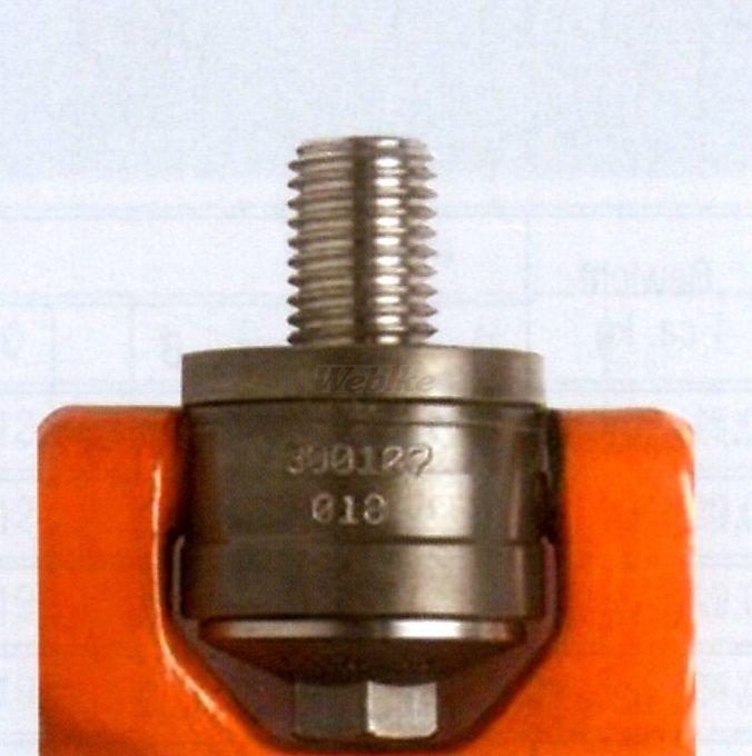 ESCO エスコ その他、ガレージツール 1.00t /M12x21mm回転スイベル吊り環