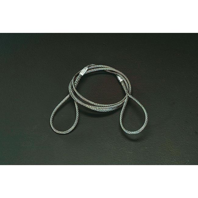 ESCO エスコ 20mmx4.0mワイヤースリング