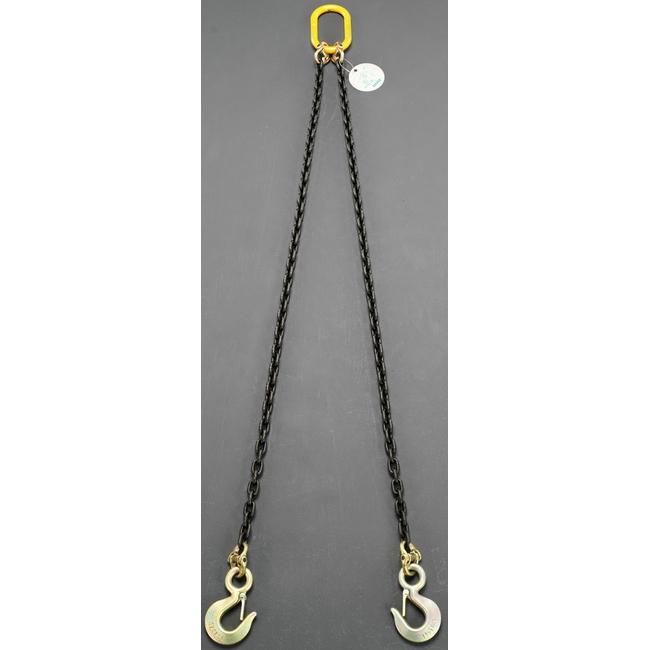 ESCO エスコ 2.1t x1.5m[2本吊り]スリングチェーン