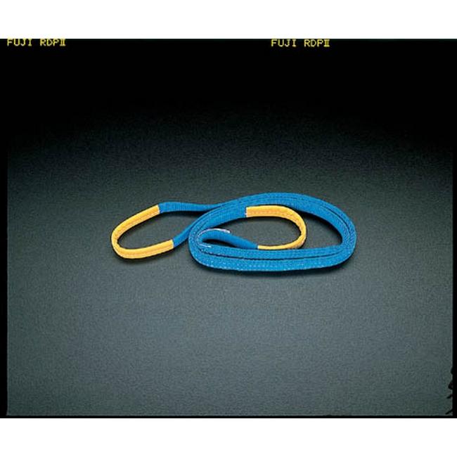 ESCO エスコ 2.5t 75mmx5.0m[テトロン]スリング