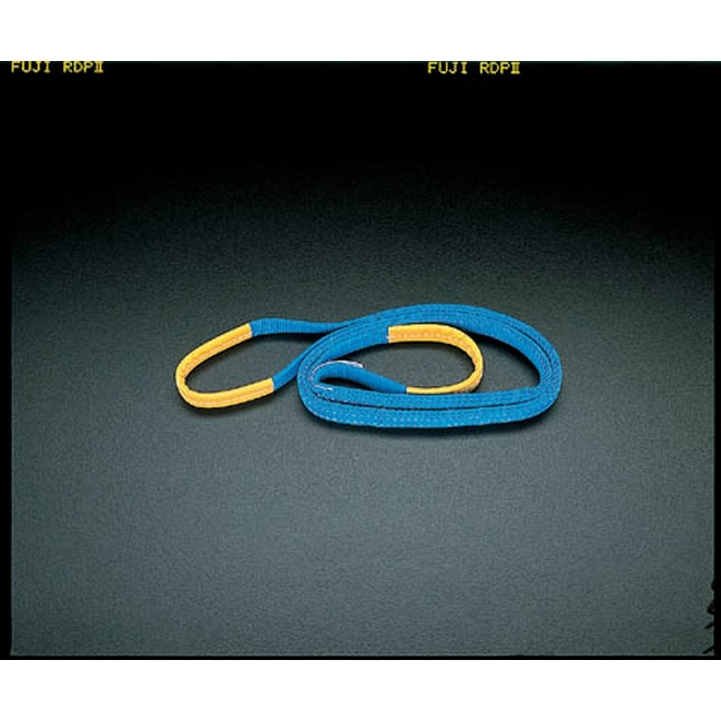 ESCO エスコ 2.5t 75mmx1.5m[テトロン]スリング