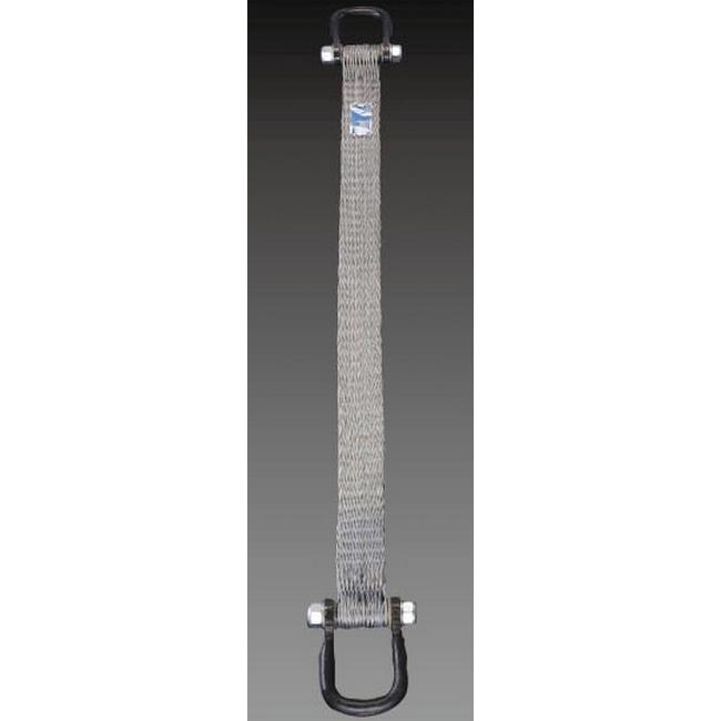ESCO エスコ 3.0t x4mスチール製ベルトスリング