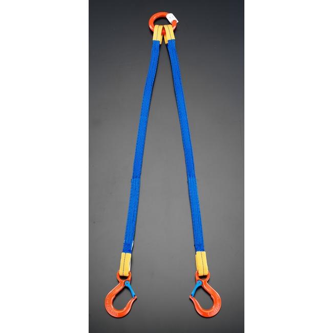 ESCO エスコ その他、ガレージツール 3.0t x2.0m[2本吊り]金具付スリング