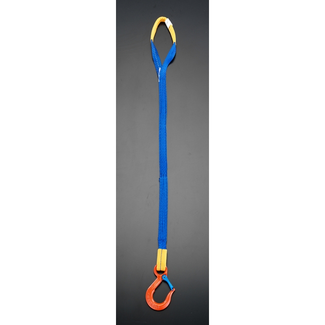 ESCO エスコ その他、ガレージツール 1.5t x3.0m[1本吊り]金具付スリング