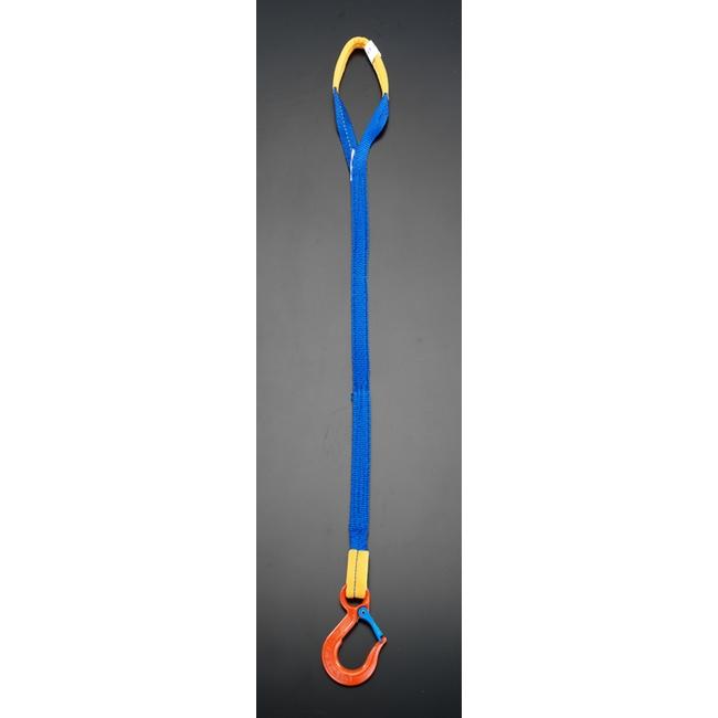 ESCO エスコ その他、ガレージツール 1.0t x1.5m[1本吊り]金具付スリング