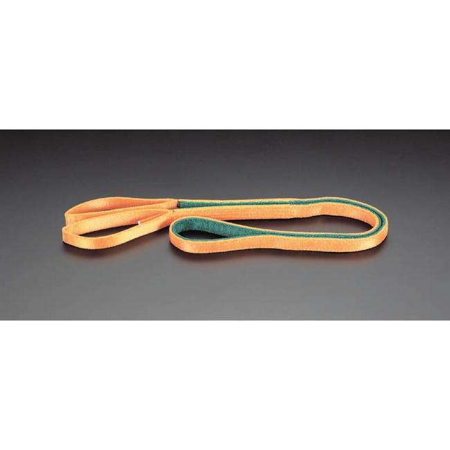 ESCO エスコ 2.5t 75mm×2.0m[ナイロン]スリング