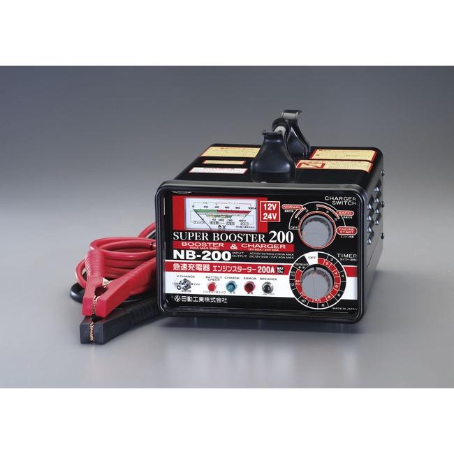 ESCO エスコ その他、配線用ツール AC100V急速充電器