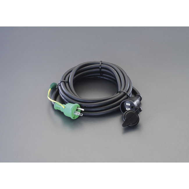 ESCO エスコ AC125V/15Ax30m延長コード(アース付/防雨型)