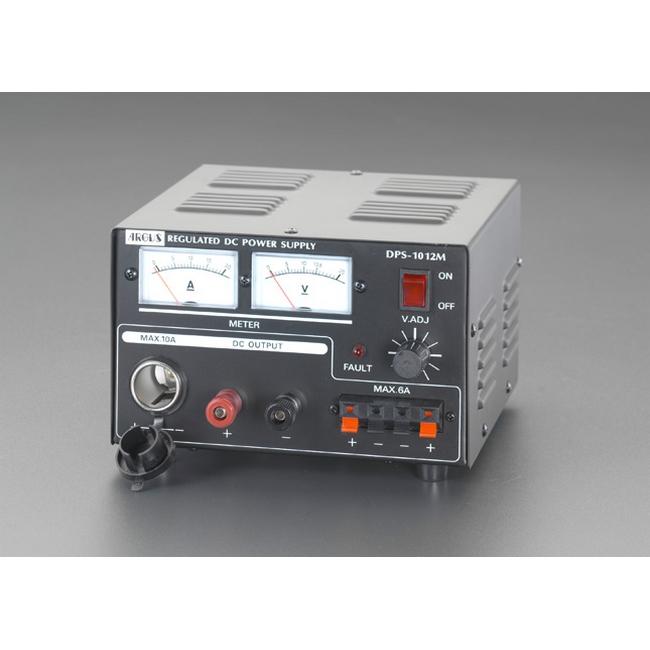 ESCOエスコ AC100V→DC0 新作からSALEアイテム等お得な商品 満載 15V直流安定化電源 ESCO エスコ 品質検査済