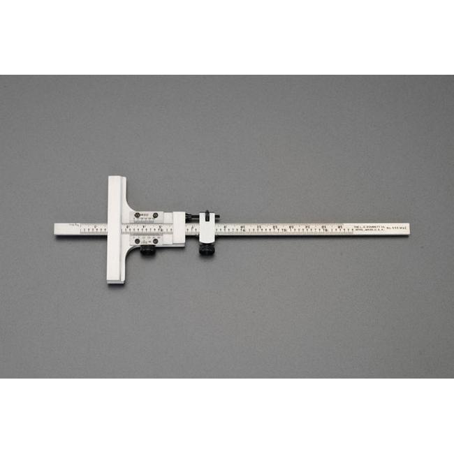 ESCO エスコ その他、計測ツール 0-150mm[バーニア付]デプスゲージ