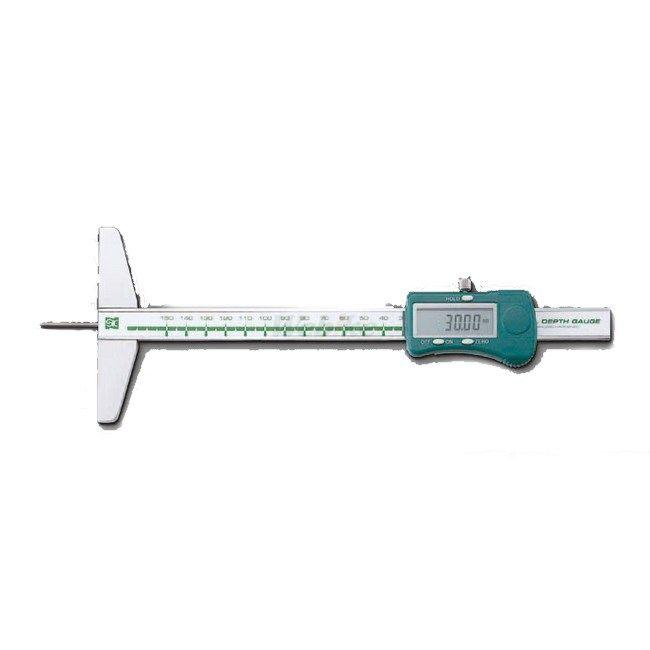 ESCO エスコ その他、計測ツール 150mmデプスゲージ(デジタル)