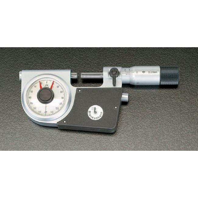 ESCO エスコ その他、計測ツール 25-50mm指示マイクロメーター