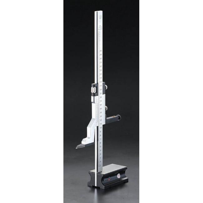 ESCO エスコ その他、計測ツール 600mm(1/50mm)精密ハイトゲージ