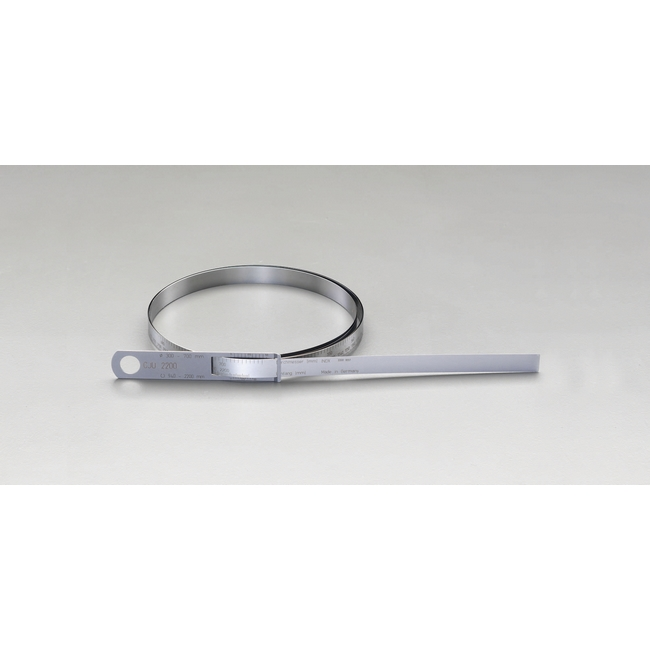 ESCO エスコ その他、計測ツール 60-950mm円周測定メジャー(ステンレス製)