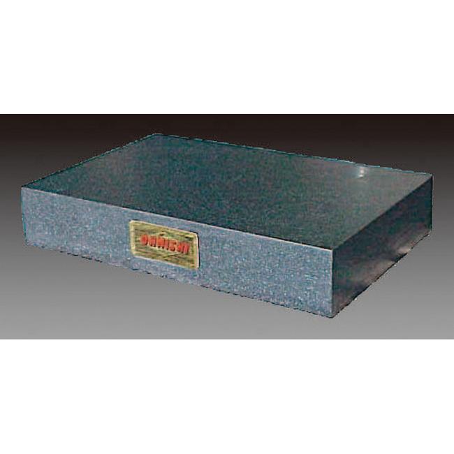 ESCO エスコ その他、計測ツール 150x150x75mm[JIS0級]精密グラナイト定盤